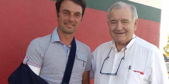 Inmovilización o quirófano, los dos caminos de Andy Cartagena; en breve se decide