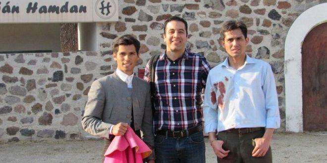 Tienta Francisco Martínez en las dehesas de Julián Hamdan y La Venta de Romero (*Fotos*)