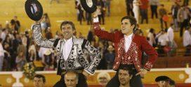 Los Hermoso de Mendoza triunfan en Jalostotitlán (*Fotos*)
