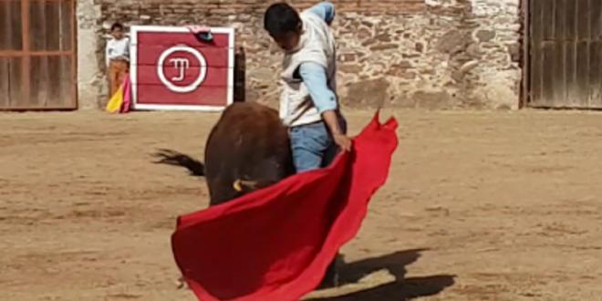 TIENTA Serna en Julio Moreno y sueña con la MÉXICO (*Fotos*)