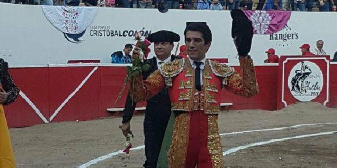 Oreja a Mendoza y vuelta de El Calita, en Autlán de la Grana