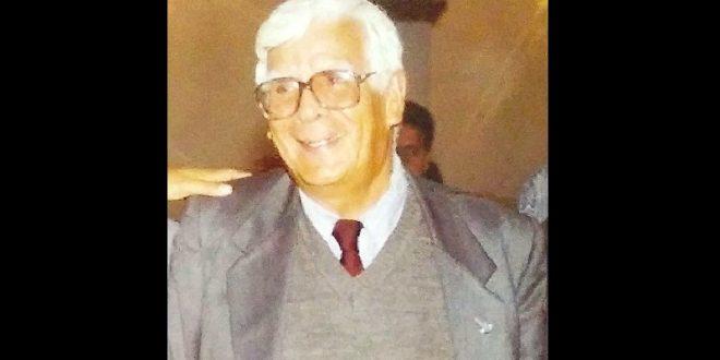 MUERE el colega CARLOS PANTOJA