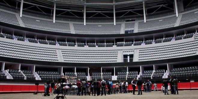 Posponen, con fecha por definir, festejo en Acrópolis Puebla para el 17/F
