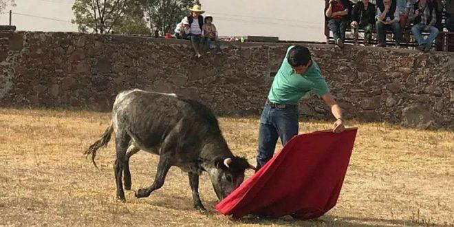 Tras destacada actuación en Autlán de la Grana, Calita tienta en Querétaro (*Fotos*)