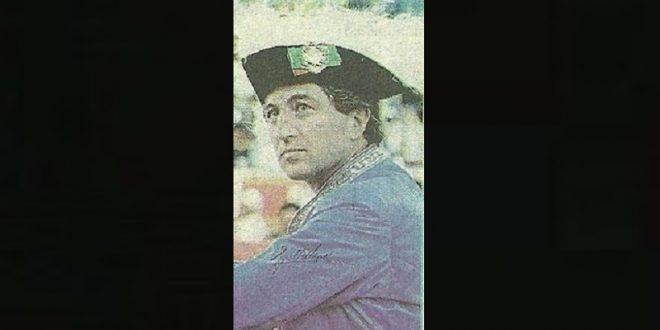 Encuentran sin vida al rejoneador JORGE HERNÁNDEZ ANDRÉS