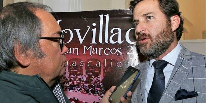 Los novilleros que destaquen serán apoyados, asegura Juan Carlos López de los Reyes