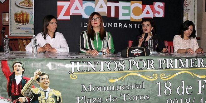"""""""Zacatecas, Tierra de Toros""""  le cumple a la afición taurina"""