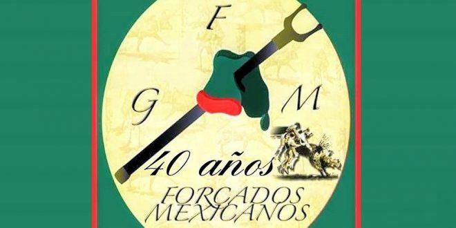 Los Forcados Mexicanos  celebran su XL aniversario