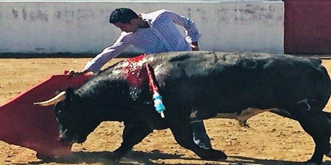 Manuel Gutiérrez en plena preparación