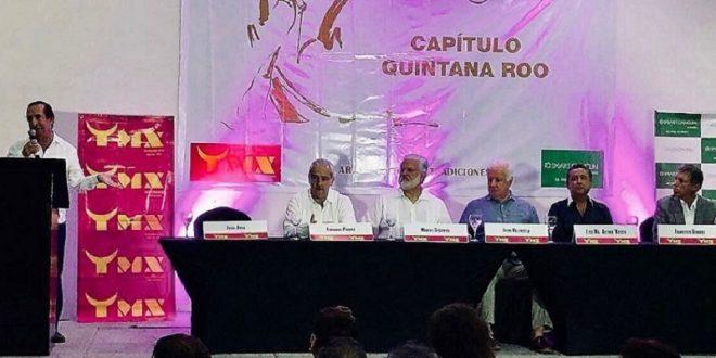 Capítulo Quintana Roo de Tauromaquia Mexicana