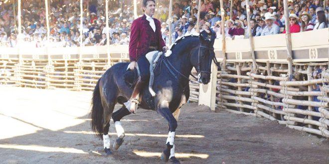 Invasión a caballo, hoy en La Petatera