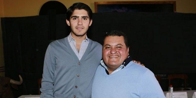 Gerardo Adame y Saulo Flores concluyen relación de apoderamiento