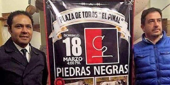 Anuncian atractivo cartel en Teziutlán con EL CONDE, ANGELINO y TÉLLEZ, con Piedras Negras