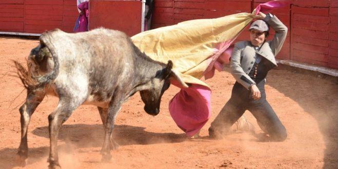 PLAZA MÉXICO: Comenzaron las audiciones; se probaron 25 jóvenes toreros (*Fotos*)
