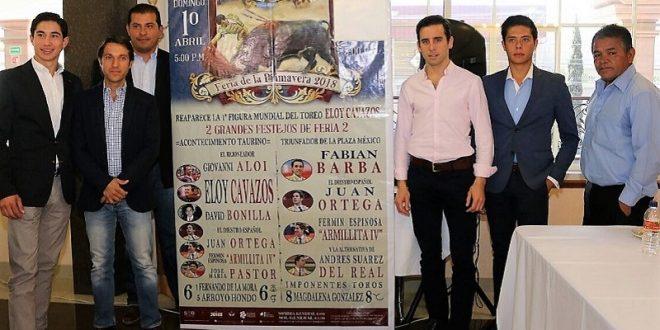 """Carteles innovadores presenta """"Santa Julia"""" en Jerez, Zacatecas"""