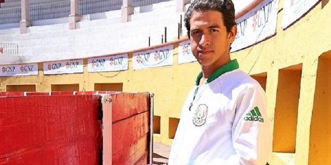 AGUASCALIENTES: Pedro Bilbao desea ser reconocido como torero