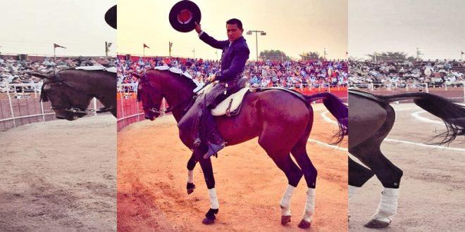 Ayala y 'El Zapata', en Becal