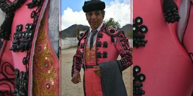 A sus 64 años de edad, el novillero Curro Plaza mantiene la ilusión intacta