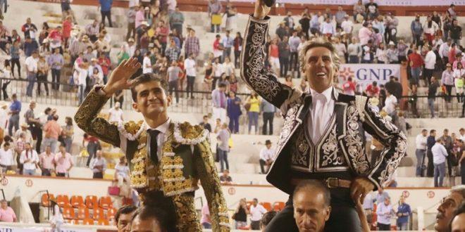 Tres torerazos y un gran toro en Aguascalientes (*Fotos*)