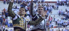 Triunfan Pablo y Joselito en Agüitas