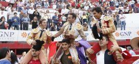 Todos triunfan en Monterrey