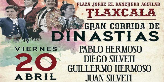 Anuncian corrida mixta de dinastías de México y España