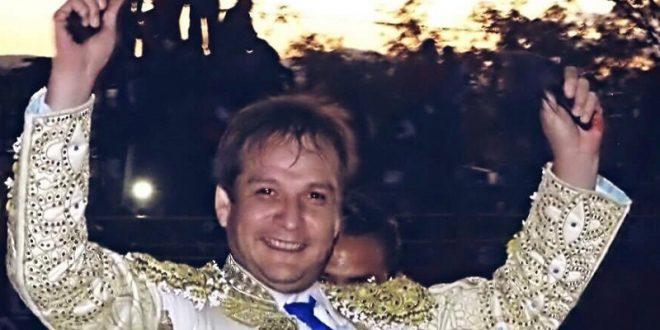 Gustavo García 'Solo' toma la ALTERNATIVA el próximo mes, con toros de Tenexac