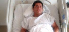 'Me sentí herido pero soy profesional': Juan Ramón Saldaña (*Fotos*Se Requiere Discreción*)