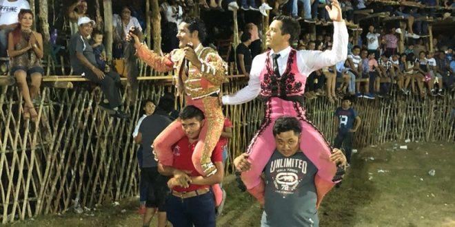 Arman la escandalera en Tenabo, 'El Chihuahua' y Angelino de Arriaga