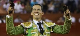 DIEGO SILVETI, único mexicano anunciado en la feria limeña de EL SEÑOR DE LOS MILAGROS