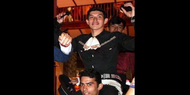 Sale a hombros Fonseca en Brea de Tajo, previo a su comparecencia dominical en Las Ventas