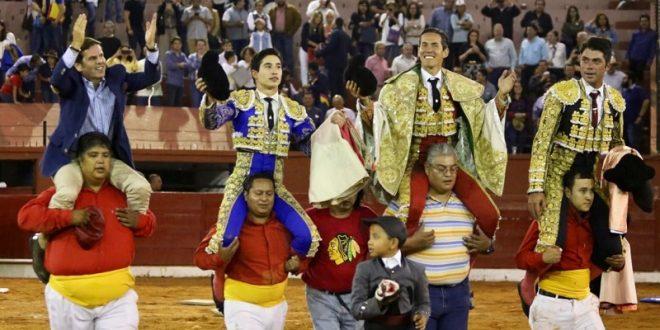 Triunfo dinástico en San Luis Potosí (*Fotos*)