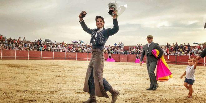 Emiliano Gamero reaparece en el coso madrileño de Villaviciosa