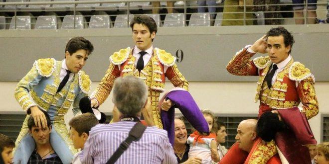 Garrido, Lorenzo y Galdós triunfan en la primera de la Feria de Las Rozas