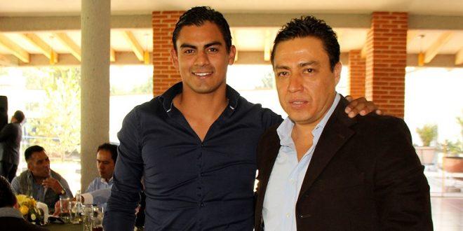 Alfonso Zamora agradece brindis a Gerardo Rivera (*Fotos*)