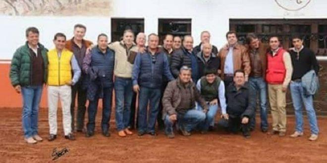Celebran a lo grande los toreros de Los Viveros de Coyoacán