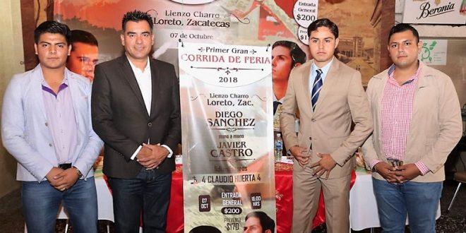LORETO, Zacatecas, hará historia con mano a mano juvenil
