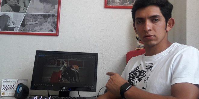 Torear para Nicolás Gutiérrez 'alimenta el alma'