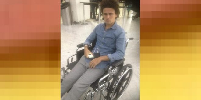 Salen del hospitalLagravere y Martínez, heridos en México y Guadalajara, respectivamente (*Fotos*)