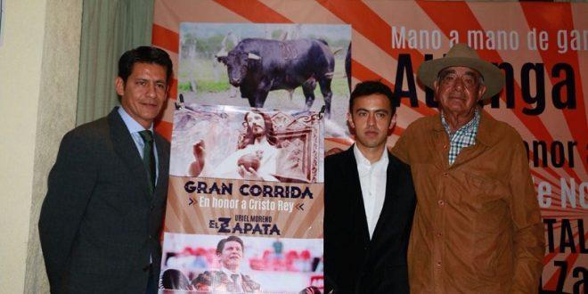 'El Zapata' y Macías, mano a mano en Emiliano Zapata,Tlaxcala