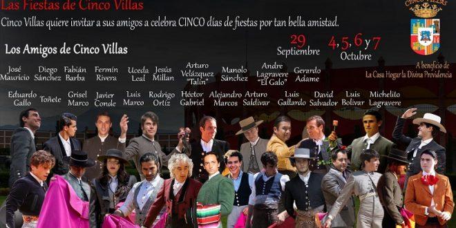 CANCELADOS, los festivales benéficos en CINCO VILLAS