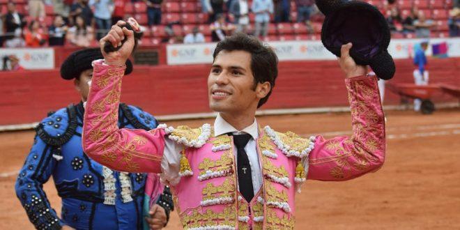 Francisco Martínez despide el año en casa