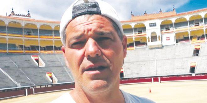 'Si se prohibieran los toros, el desastre ecológico será bestial': Frank Cuesta, reconocido antitaurino