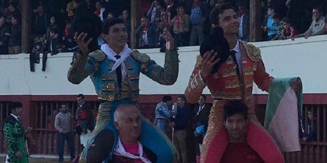 Triunfa Isaac Fonseca en la plaza española de Huerta del Rey