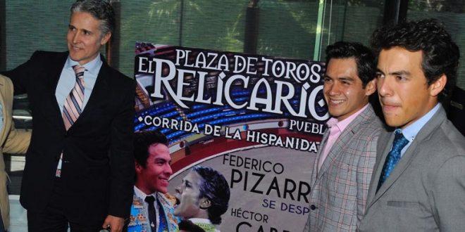 Soto tomará la alternativa el 14 de octubre en Puebla, de manos de Pizarro y Héctor Gabriel, de testigo (*Fotos*)