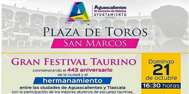 Aguascalientes y Tlaxcala, Ciudades hermanadas