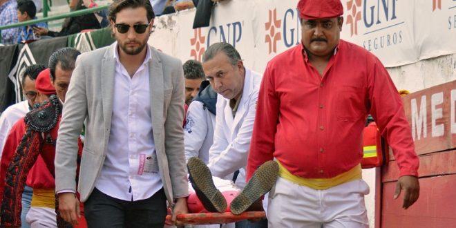 Un herido, en Guadalajara