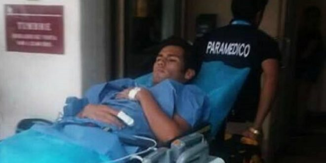 Parte médico de Francisco Martínez (*Parte médico*)