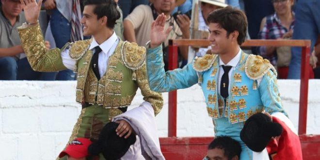 Y se hizo historia… Sánchez y Castro, a hombros en Loreto, Zacatecas (*Fotos*)