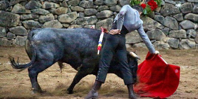 Ameno festival tapatío, en el Cortijo Los Fernández